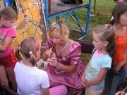 Zabawy i konkursy z dziećmi malowanie twarzy